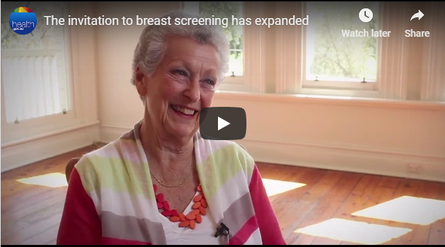 Breastscreen movie