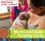Mums and Bubs Yarning Circle